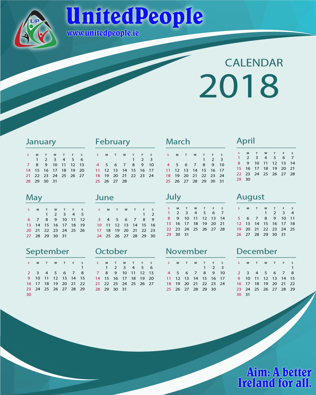 UP 2018_photo_calendar 2